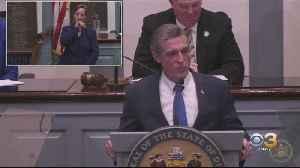 Delaware Gov. John Carney Delivers State Of The State Address [Video]