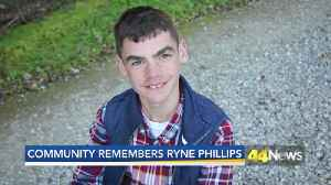 COMMUNITY REMEMBERS RYNE PHILLIPS [Video]