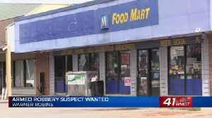 Man robs Warner Robins gas station at gunpoint [Video]