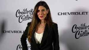 """Jamie-Lynn Sigler """"Create & Cultivate 100 Launch Party 2020"""" Arrivals [Video]"""