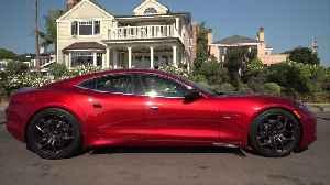 2020 Karma Revero GT Exterior Design [Video]