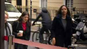 Long-Bailey and Nandy arrive at TUC [Video]