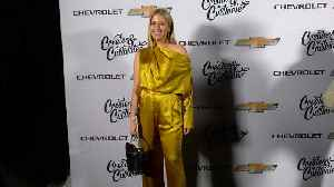 """Lindsay Albanese """"Create & Cultivate 100 Launch Party 2020"""" Black Carpet [Video]"""