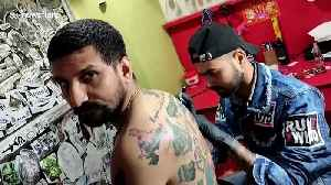 Citizenship Amendment Act supporter in India gets numerous states and territories tattoed on his body [Video]