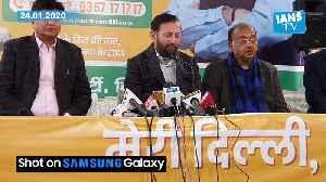 Union minister Prakash Javadekar speaks on anti-CAA violence in Delhi [Video]