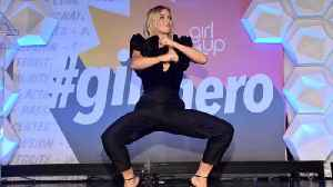 News video: Julianne Hough stuns fans as she undergoes bizarre 'energy treatment'
