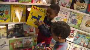 It's National Reading Day, and TV 5 morning crew visited Hannah Gibbons Elementary school to read to the kids [Video]