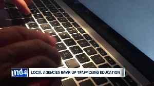 Northeast Ohio task force working to combat human trafficking [Video]