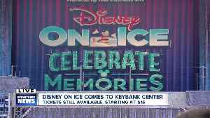 Looking for something to see this weekend? Disney on Ice returns to the KeyBank Center [Video]