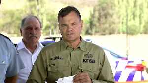 Probe into fatal Australia firefighter plane crash complicated by blaze [Video]
