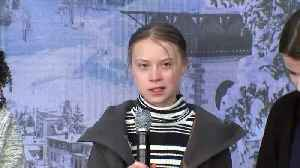Greta Thunberg rejects U.S. Treasury chief's degree dig [Video]