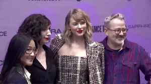 Taylor Swift brings star power to Sundance opening night [Video]