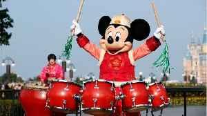 Shanghai Disney shuts to prevent spread of virus [Video]