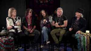Aerosmith drummer loses legal battle with band [Video]