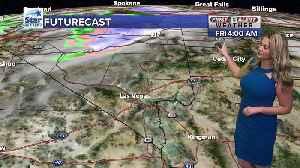 13 First Alert Las Vegas evening forecast   Jan. 23, 2020 [Video]