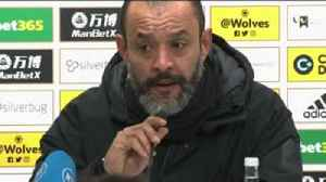Nuno: Liverpool game was fantastic [Video]