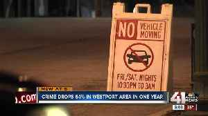 News video: Crime drops 64% in Westport over one year