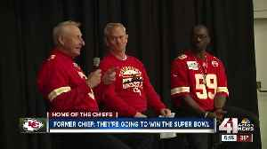 Former Chief: They're going to win the Super Bowl [Video]