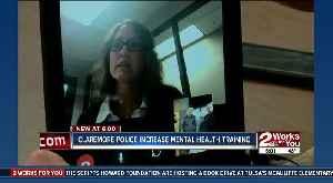 Claremore police increase mental health training [Video]