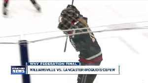 Williamsville tops LID in girls hockey Federation championship [Video]