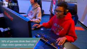 86% of parents think their child plays video games too often [Video]