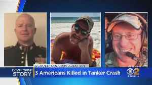 3 Americans Killed When Plane Crashes Fighting Wildfires In Australia Identified [Video]