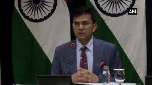 There is no role of any third party in Kashmir matter, reiterates MEA [Video]