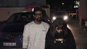 Btown celebs attend special screening of Street Dancer 3 [Video]