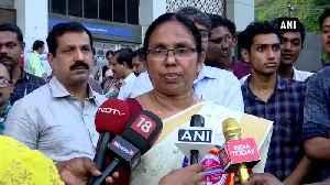 News video: Taking all preventive measures, no need to panic says Kerala Health Minister on coronavirus