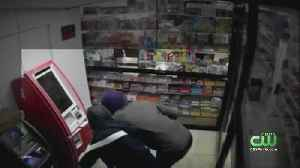 Police Searching For 2 Suspects Who Broke Into Bitcoin Machine, Stole Cash Box [Video]