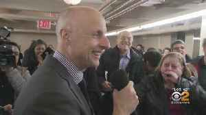 News video: NYC Transit President Andy Byford Abruptly Announces Resignation