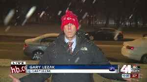 Be prepared for snow to affect your Friday morning commute [Video]