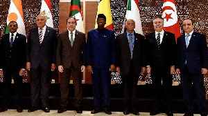 African foreign ministers meet in Algeria over Libya conflict