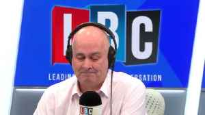 This heartbreaking call to Iain Dale ends in the most remarkable way [Video]