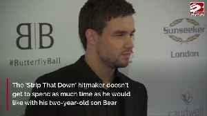 Liam Payne praises 'understanding' ex Cheryl tweedy [Video]
