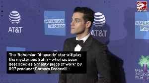 Rami Malek says Phoebe Waller-Bridge transformed his Bond villain [Video]