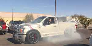 Shelby factory in Las Vegas to produce fastest pickup truck [Video]