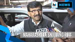 'We formed govt in Maharashtra despite our phones being tapped': Sanjay Raut [Video]