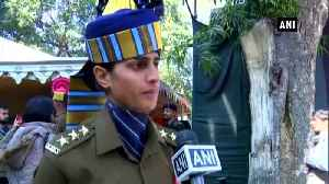 Tania Shergill expresses happiness over leading parade on Republic Day 2020 [Video]