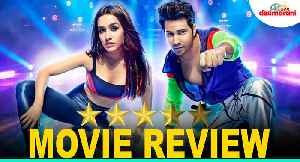 Street Dancer 3D Movie Review | Varun D, Shraddha K,Prabhudeva, Nora F | Remo D [Video]