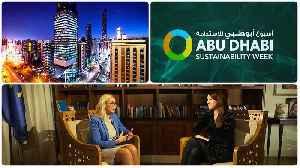 Global energy demand debated at Abu Dhabi Sustainability Week [Video]