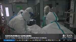 NYC Taking Precautions Against Coronavirus [Video]