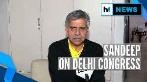 Delhi Election 2020: Sandeep Dikshit on exclusion from Congress' campaigners [Video]