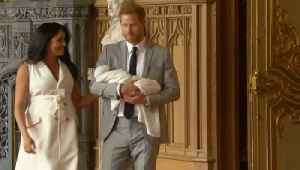 Prince Harry Wants to Raise Baby Archie Away from Pomp and Royalty [Video]