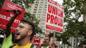 US Labor Union Membership Has Plummeted to a New Low [Video]