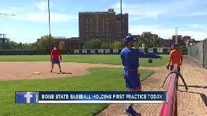 BSU Baseball [Video]
