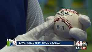 Autographs, games, and bobbleheads take center stage at Royals FanFest this weekend [Video]