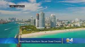 Hard Rock Stadium: Super Bowl 54 Guide [Video]