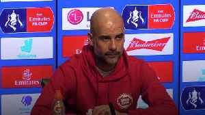 Guardiola relaxed by prospect of Liverpool breaking City's points record [Video]