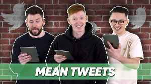 FOOTBALL DAILY READ MEAN TWEETS 4! [Video]